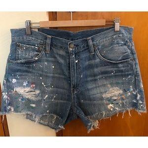Women Ralph Lauren shorts